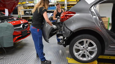 Uudenkaupungin autotehdas palkkaa yli tuhat uutta työntekijää