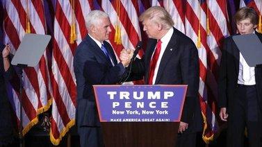 Amerikkalaismedian mukaan Trumpin presidenttiyttä valmisteleva tiimi on sekasorrossa