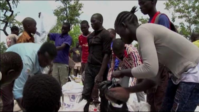 YK pelkää etnistä sotaa Etelä-Sudanissa