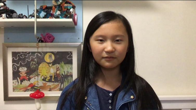 12-vuotias Jiang Weilan: Haluan teatteriin ohjaajaksi tai näyttelijäksi!