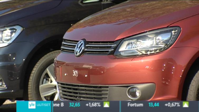 Volkswagen-skandaali on levinnyt myös Suomeen