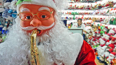Suomalainen joulu valmistetaan Kiinassa