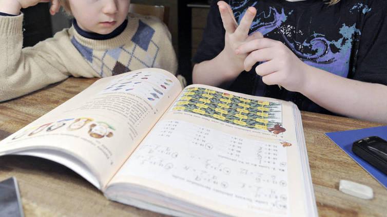Lasten matikkataidot heikentyneet huimasti