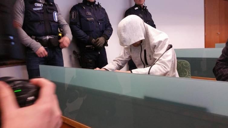 Imatran surmaaja vangittiin