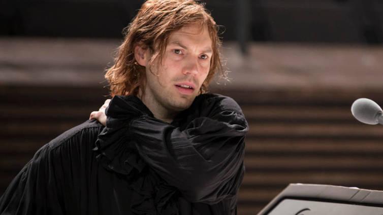 Jussi Nikkilä hurahti Shakespeareen