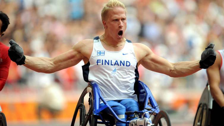 Leo-Pekka Tähti on Vuoden urheilija