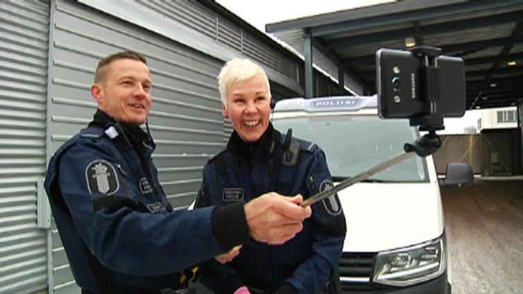 Poliisi tavoittelee nuoria omalla You Tube -kanavalla