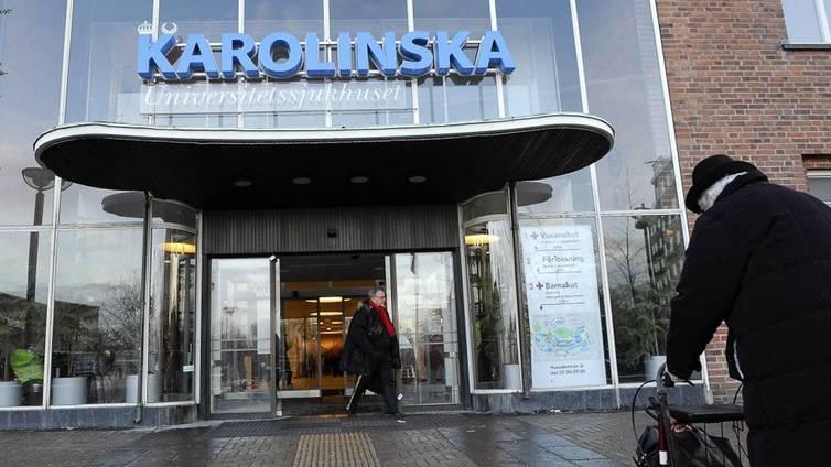 Ruotsin ykkössairaala taas skandaalin keskellä