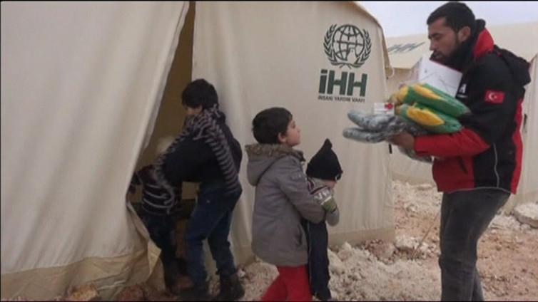 Avuntarve Syyriassa jatkuu vuosia