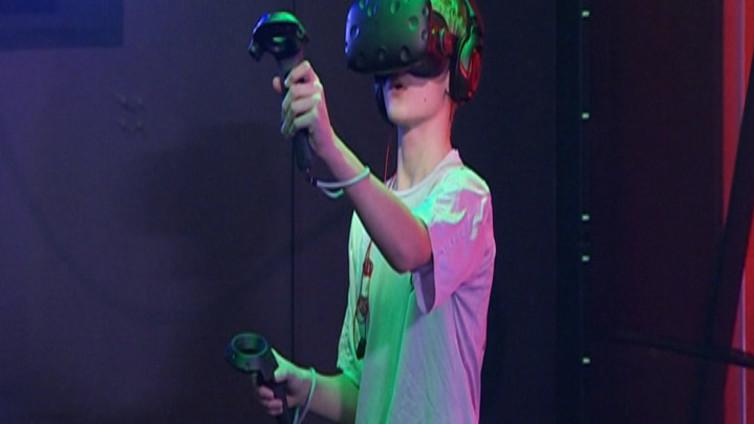 Virtuaalipeleistä odotetaan suurta hittiä