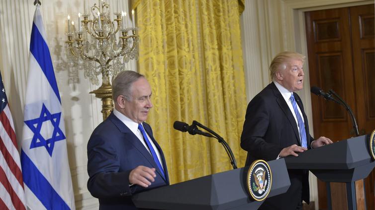 USA:n Lähi-idän politiikassa puhaltavat uudet tuulet