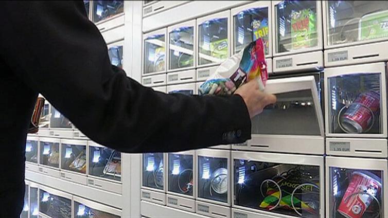 Forssalainen ruokakauppa toimii kuin bensa-automaatti