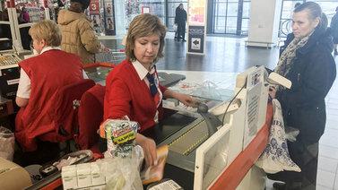 Venäjän elintarvikepakotteet heikentävät suomalaistuotteiden vientiä