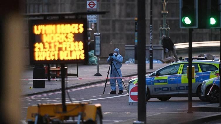 Poliisi: isku vaikuttaa islamistiselta terrorismilta