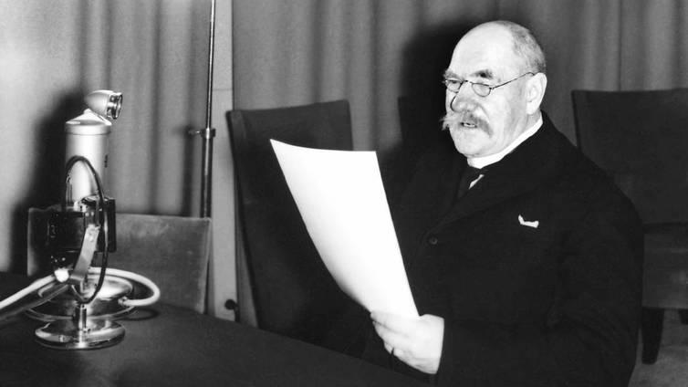 P.E. Svinhufvudin kotiinpaluuta Siperian karkotuksesta juhlistettiin höyryjunamatkalla