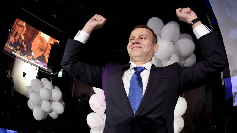 Kokoomus on Suomen suurin kuntapuolue