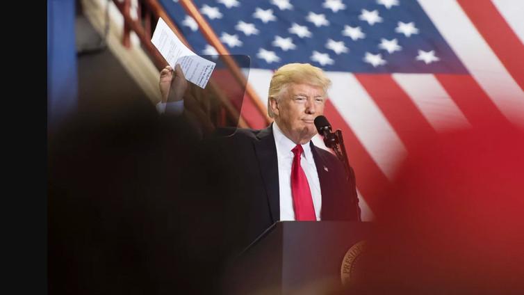 Trump valmis tapaamaan Pohjois-Korean Kimin