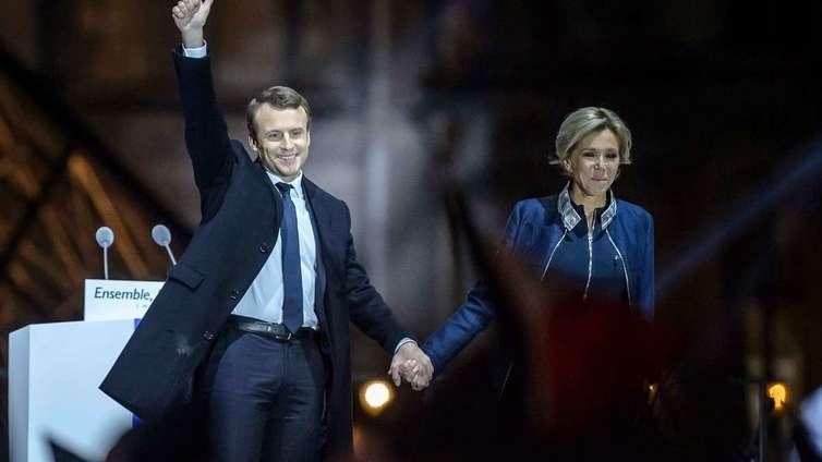 Emmanuel Macron on ranskan uusi presidentti