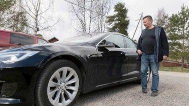 Suomi on sähköautoilun kehitysmaa