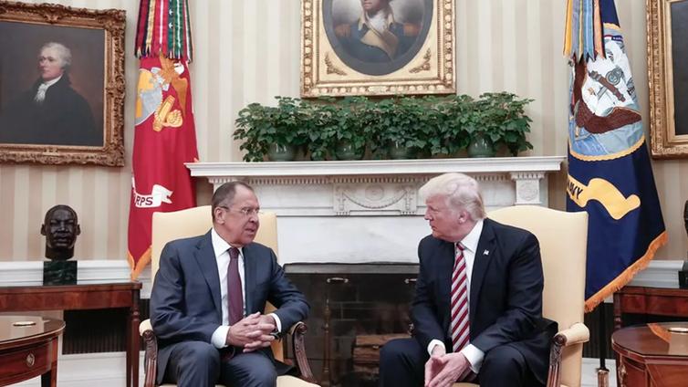 Trump: Minulla oli täysi oikeus jakaa tietoja Venäjän kanssa