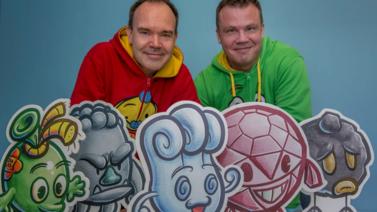 Suomalainen kännykkäpeli opettaa hiukkasfysiikkaa