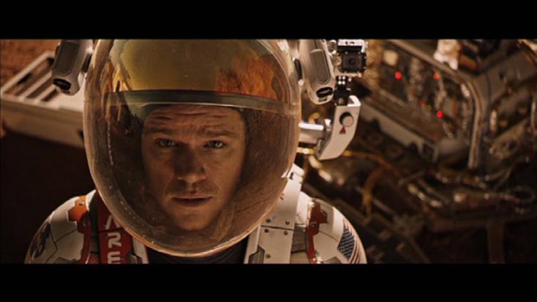 Ohjaaja Ridley Scott palaa avaruuteen astronautista kertovalla elokuvalla