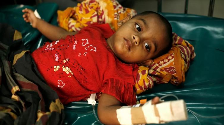 Satoja suomalaisia kutsutaan Afrikkaan testaamaan ripulirokotetta lasten henkien pelastamiseksi