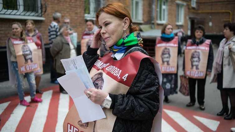 Moskova aikoo purkaa asunnon jopa miljoonalta
