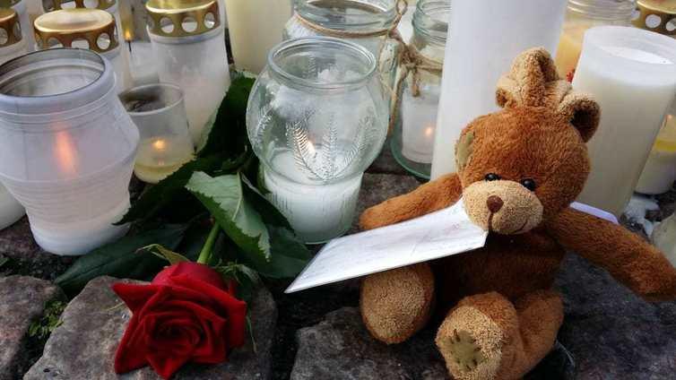 Turun traagista perjantaita muistellaan yhä arjen keskellä