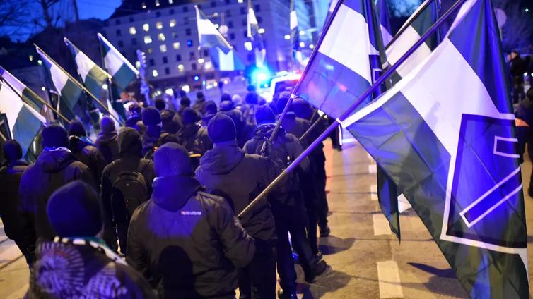 Poliisihallitus vaatii Pohjoismaisen Vastarintaliikkeen lakkauttamista