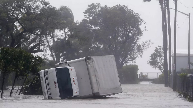 Irma-hurrikaani yksi kaikkien aikojen pahimmista koko maapallolla