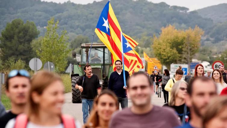 Espanjassa kuohuu – Katalonia suunnittelee itsenäistymistä