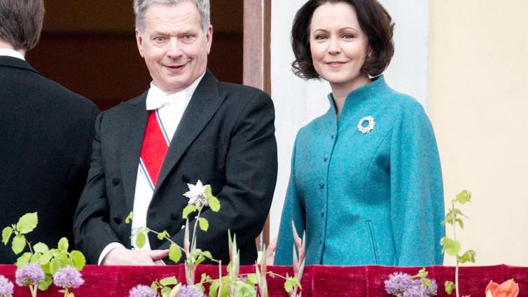 Presidentti Sauli Niinistölle ja rouva Jenni Haukiolle syntyy vauva