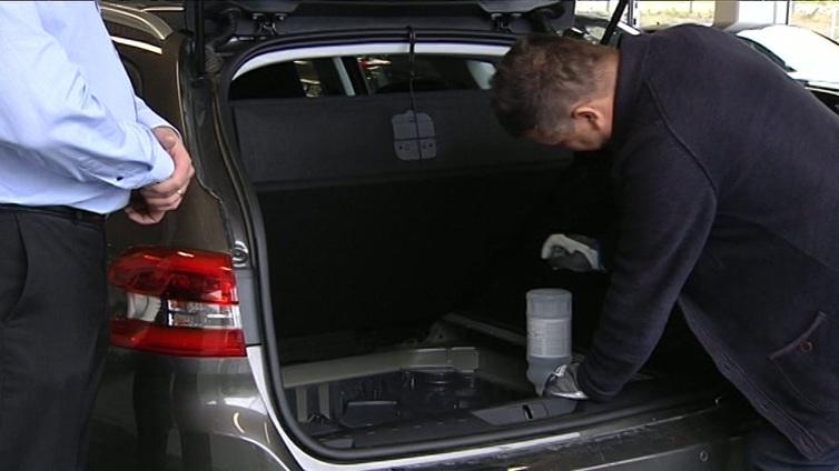 Dieselmoottori vaatii yllättävän lisäaineen toimiakseen - ureaa tankkiin