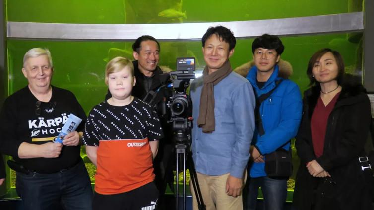Suomalaiset aikuiskaverit kiinnostavat Aasiassa