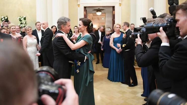 3,6 miljoonaa suomalaista seurasi Ylen linnan juhlia