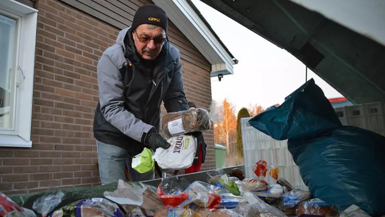 Ruoka-apu helpottaa vähävaraisten perheiden joulua