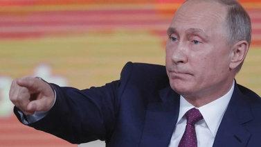 Venäjän presidentti Putin syytti oppositiota epävakauden luomisesta