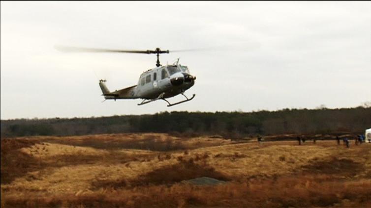 Vaarallisia sotatehtäviä hoitavat pian kauko-ohjattavat helikopterit