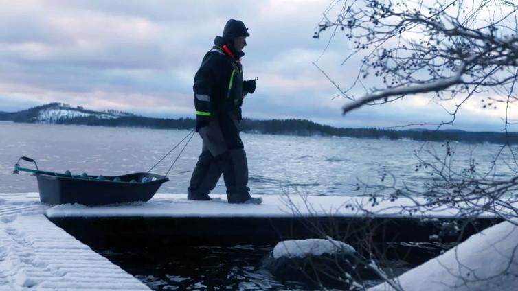 Heikko jäätilanne vei järvikalan kalatiskeiltä