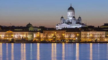 Helsinki ei halua jäädä Tukholman ja Oslon varjoon