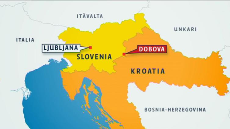 Kymmenet tuhannet turvapaikanhakijat ovat jumissa Balkanin maiden rajoilla