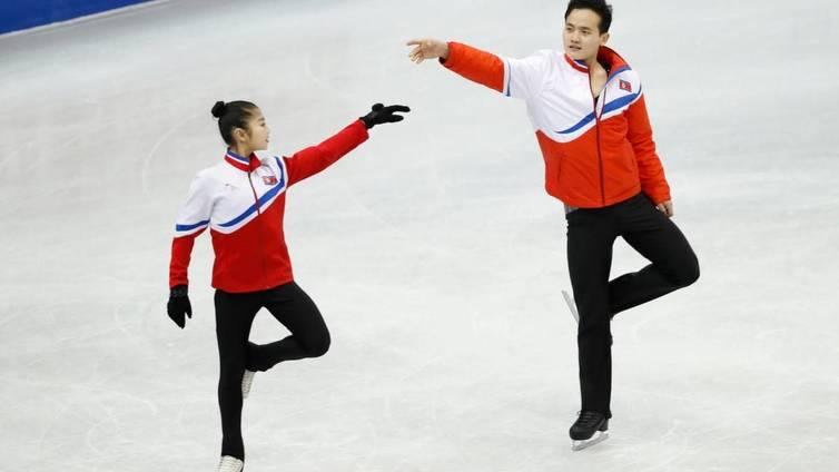 Olympialaisten toivotaan parantavan Pohjois- ja Etelä-Korean äärimmilleen kiristyneitä suhteita