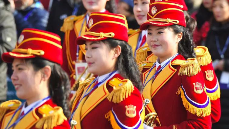 Pohjois-Korea yrittää pehmentää mainettaan olympialaisissa