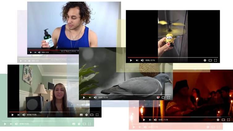 Netti on täynnä videoita, joita juuri kukaan ei ole nähnyt