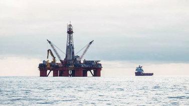 Öljyn etsintä kiihtyy Norjan merialueilla