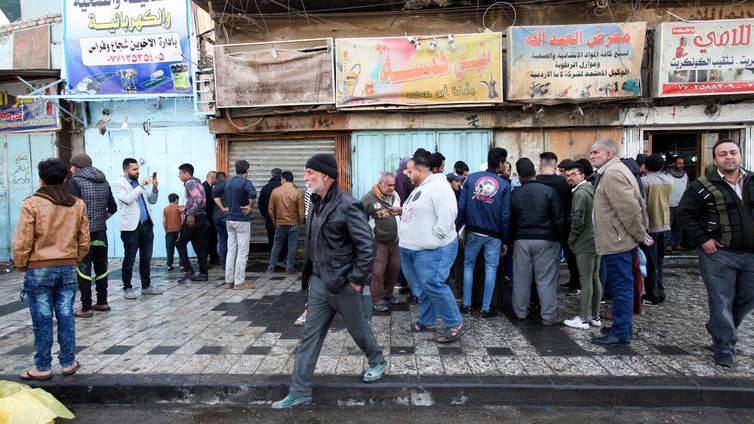 Maahanmuuttovirasto ei muuta turvallisuusarviotaan Irakista