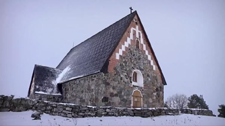 Pyhän Olavin kirkko vastaanottaa pian pyhiinvaeltajia