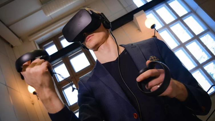 Museoissa voi uppoutua myös virtuaalimaailmaan