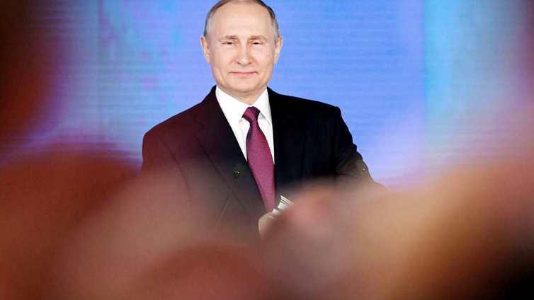 Venäläiset valmistautuvat presidentinvaaleihin